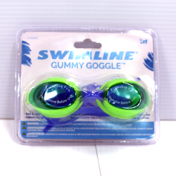 Swimline Gummy Goggles...