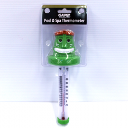 Game Tiki Thermometer
