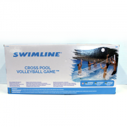Swimline Cross Pool Volley...