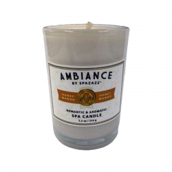 Spazazz Ambiance Spa Candle...